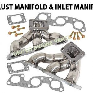 Exhaust Manifold & Inlet Manifold