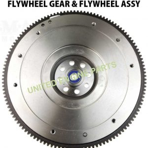 Flywheel Gear & Flywheel Assy