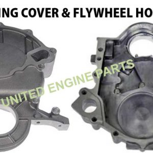 Timing Cover & Flywheel Housing
