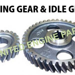 Timing Gear & Idle Gear